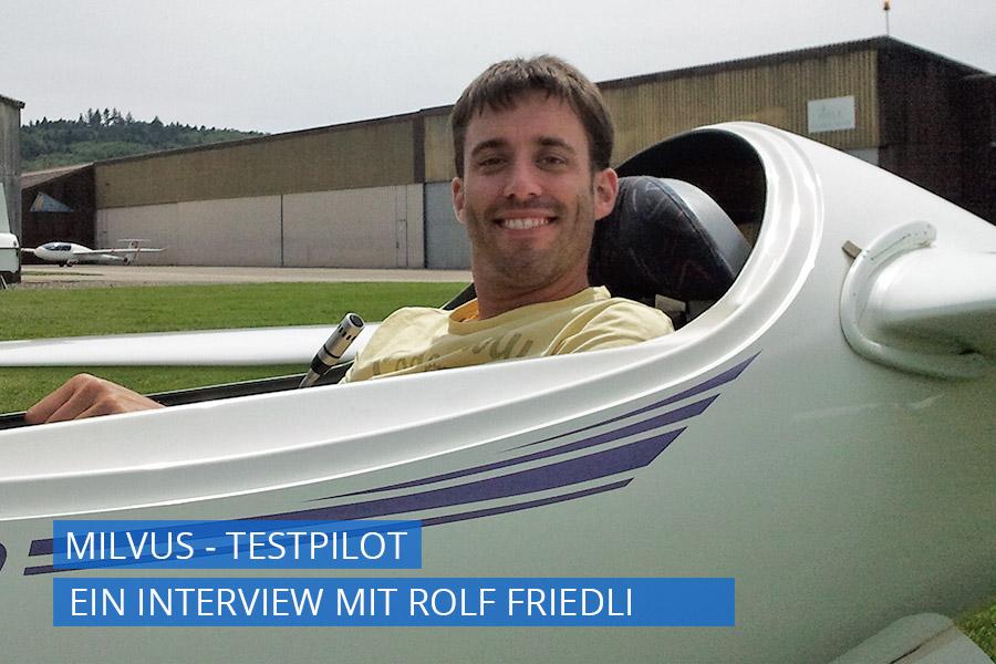 Interview Rolf Friedli
