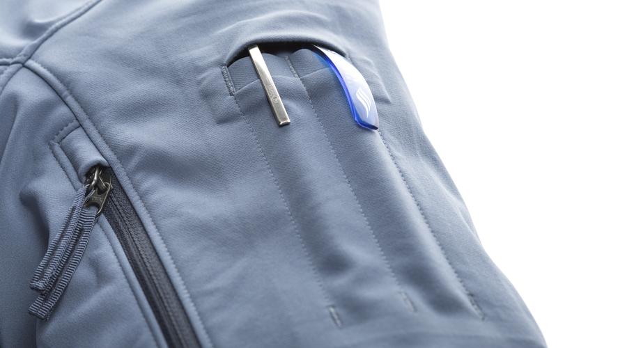 Penholder flight jacket DELTA