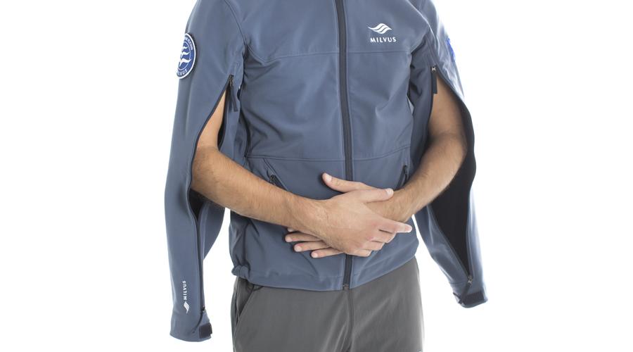 Flight Jacket Ventilation Arms