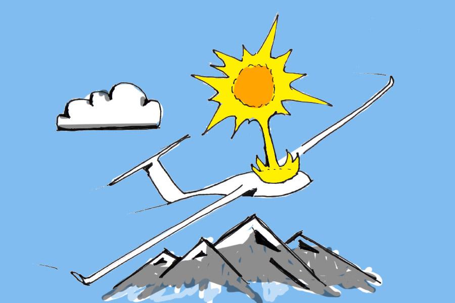 UV Kleidung, UV Bekleidung, Sonnenschutz Piloten, Pilotenkleidung, Pilotenbekleidung